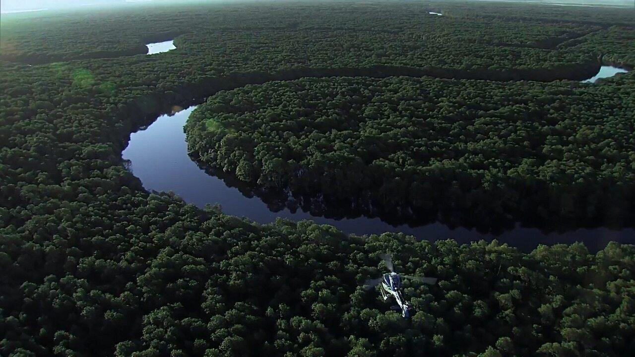 A Amazônia no seriado Supermax