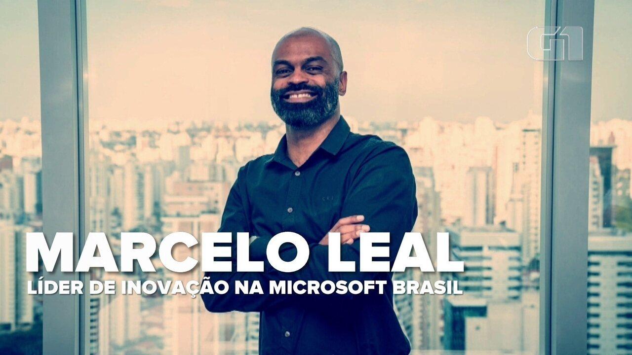 Negros na Liderança: Marcelo Leal