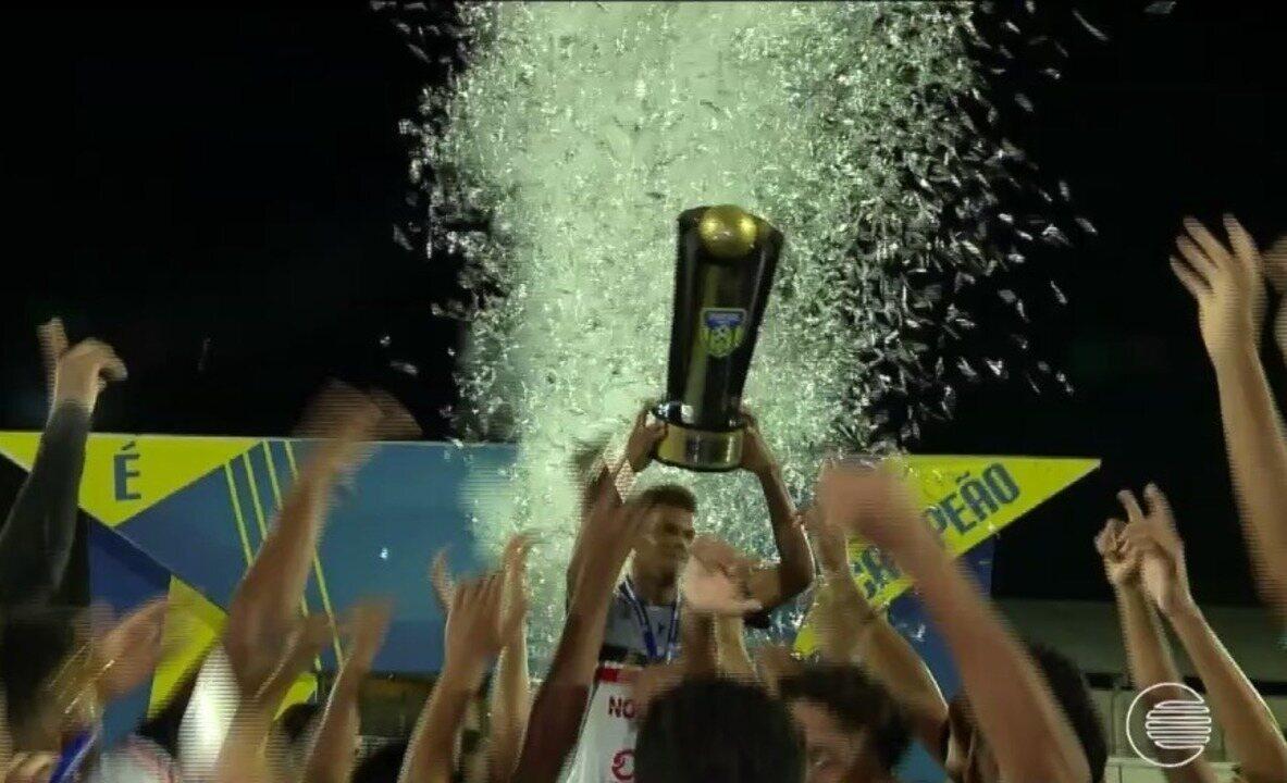 River-PI conquista o título de Campeão Piauiense Sub 17