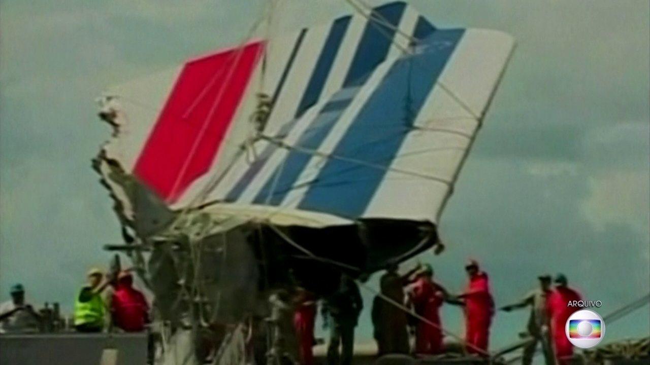Justiça francesa retira acusações contra Air France e Airbus sobre acidente com voo AF-447