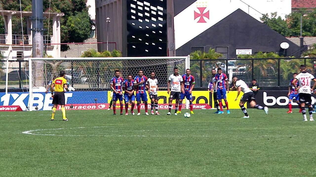 Melhores momento de Vasco 0x2 Bahia pela 18ª rodada do Campeonato Brasileiro