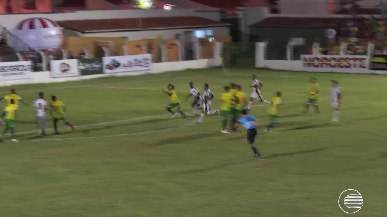 Picos vence Timon na estreia da Série B do Piauiense com dois gols de Romarinho