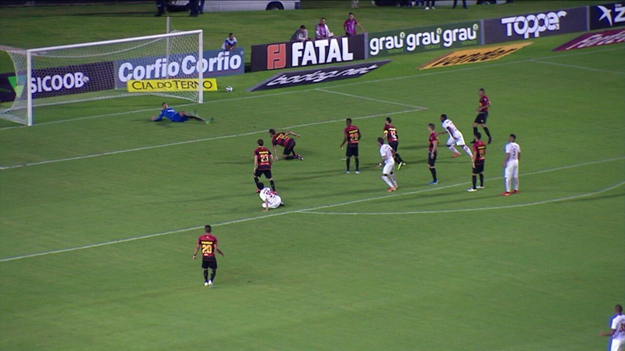 Melhores momentos de Sport 2 x 1 Bragantino pela 21ª rodada do Campeonato Brasileiro Série B