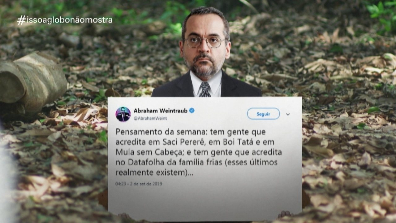 'Isso a Globo Não Mostra #34': Sétimo Guardião