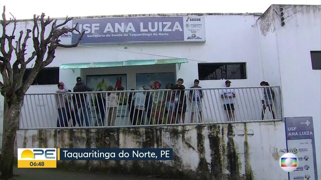 Taquartitinga do Norte inicia 'varredura' para vacinar moradores contra sarampo