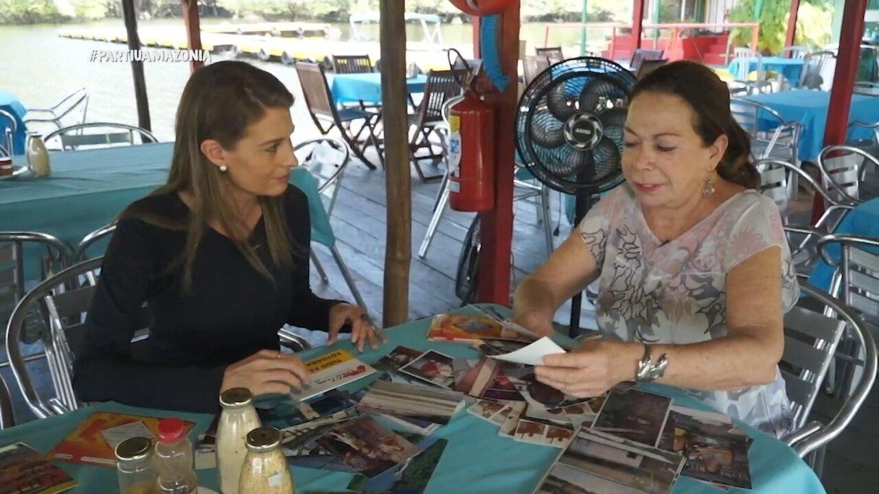 Parte 1: Júlia começa tour pelo Tarumã