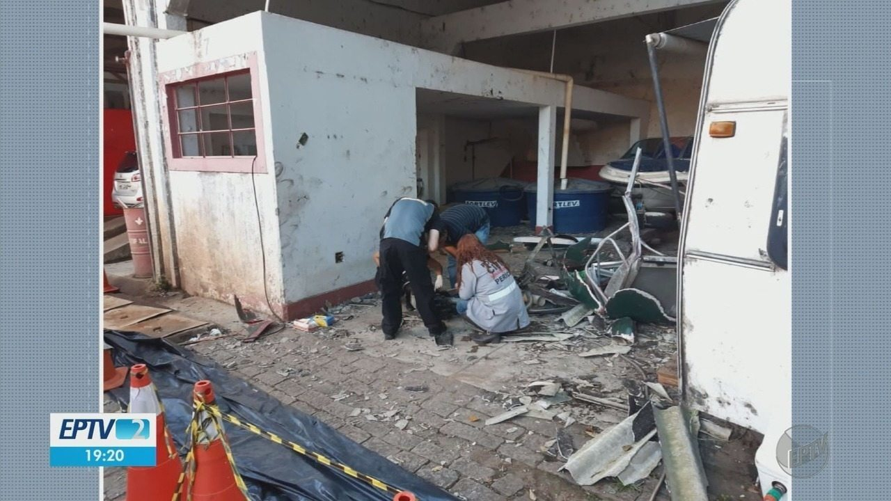 Polícia abre inquérito para investigar acidente com bondinho em Poços de Caldas