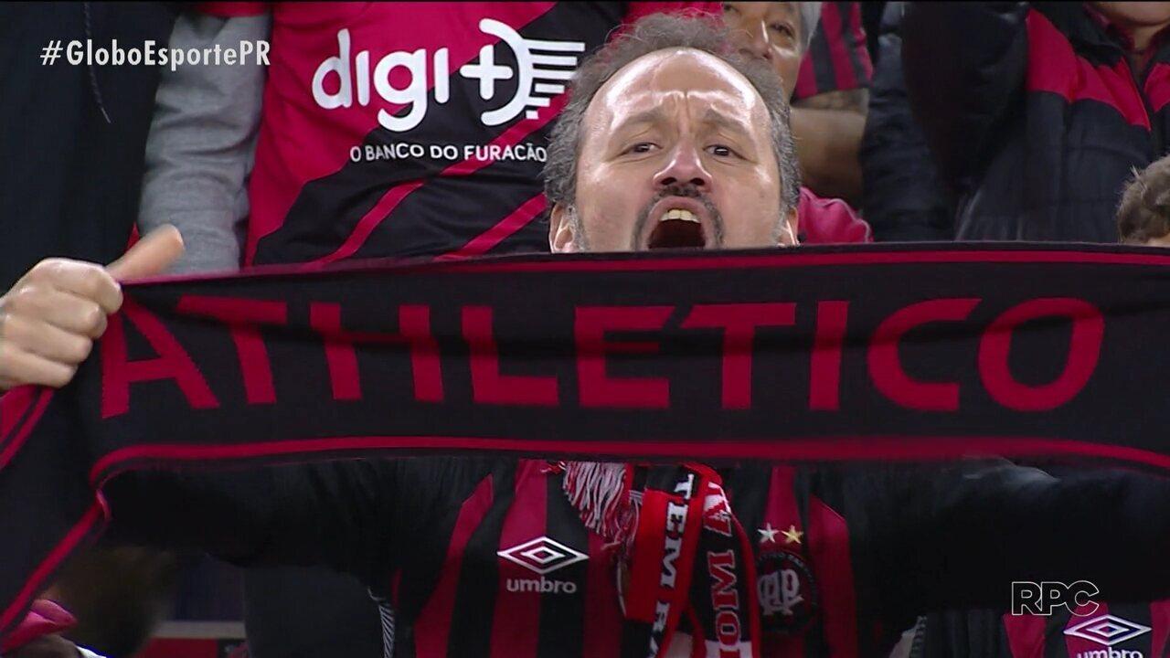 Athletico está em outro patamar no futebol brasileiro