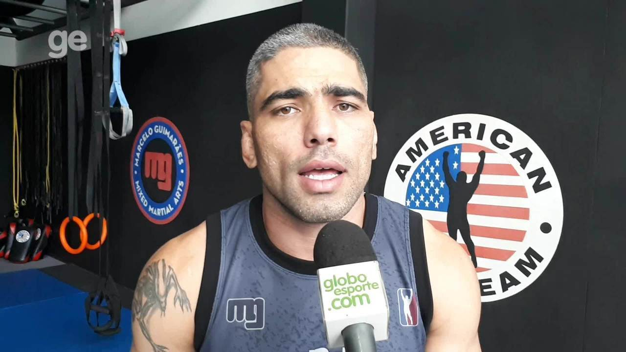 Vencido pelas lesões e longe do UFC, Marcelo Guimarães confirma a aposentadoria do MMA