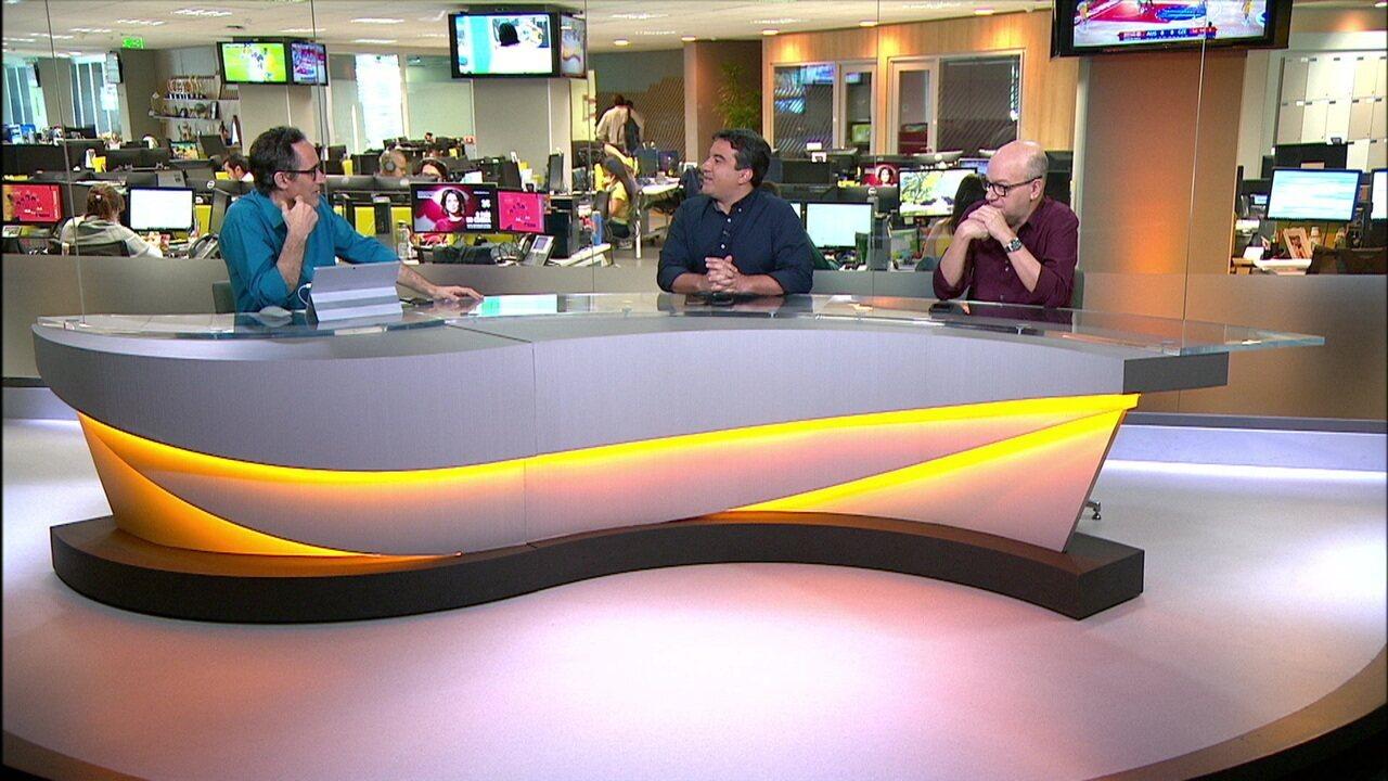 Redação SporTV discute escolhas de Tite em derrota do Brasil para o Peru