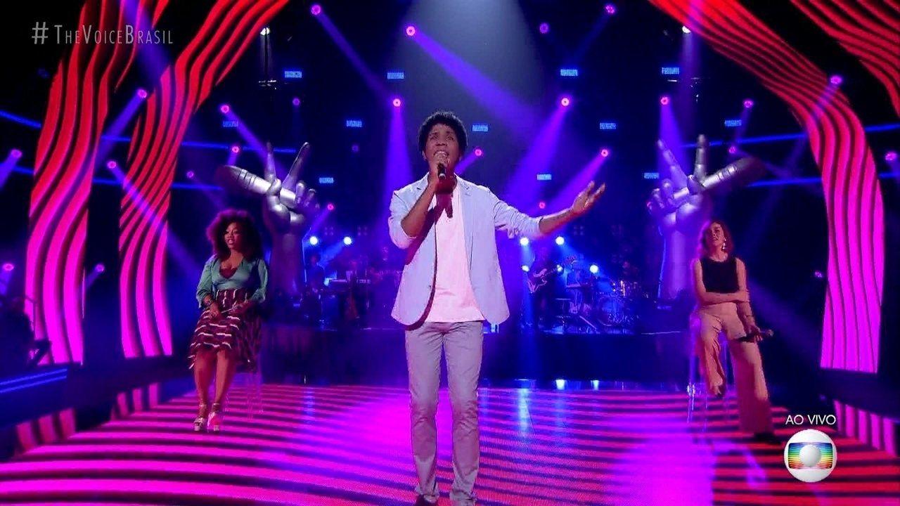 "Samuel Marques canta ""Retalhos de Cetim"""