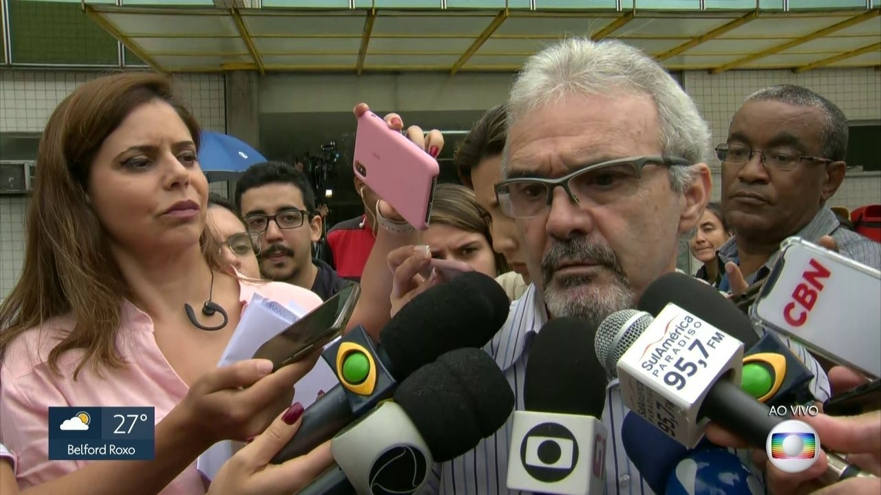 Filho de Berta dos Santos diz que incêndio no Hospital Badim aconteceu muito rápido