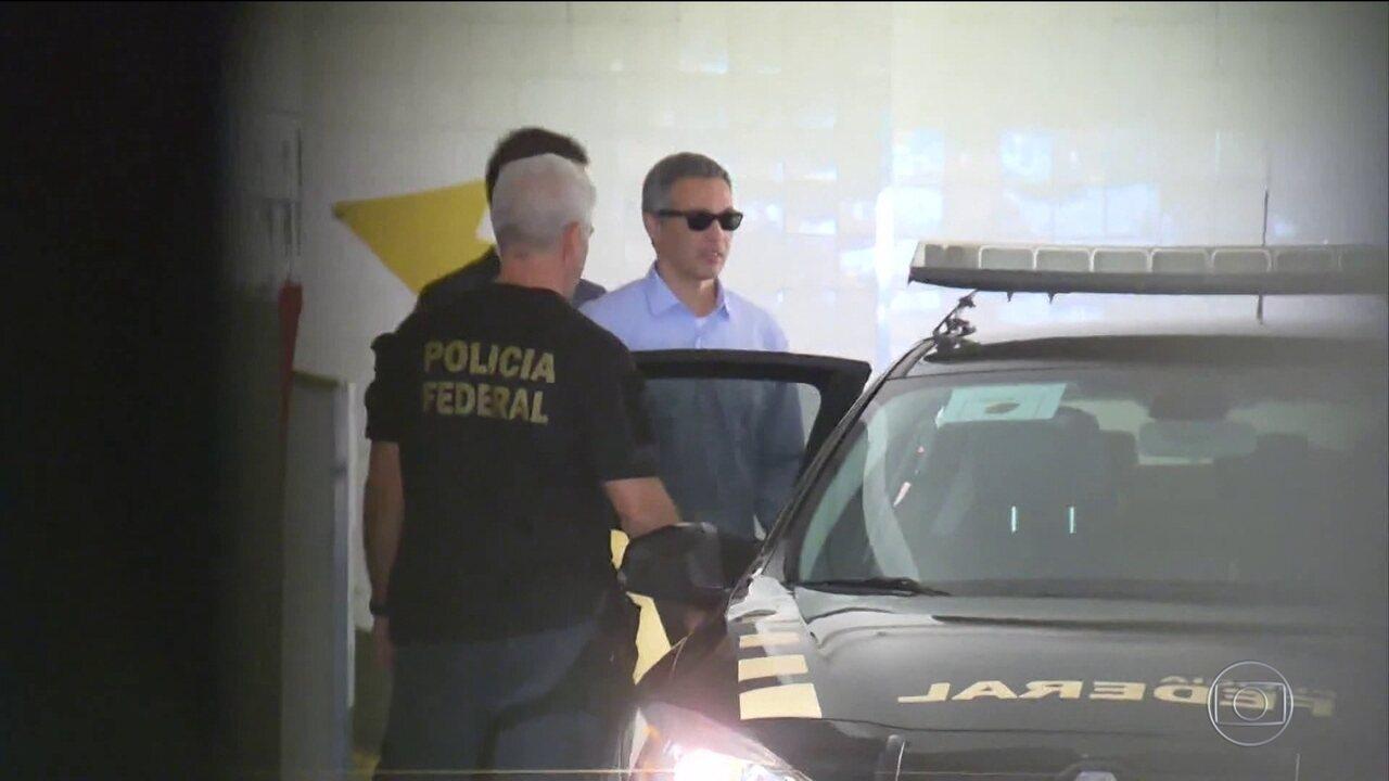Filho do ex-ministro Edison Lobão deixa prisão após pagar fiança de R$ 5 milhões