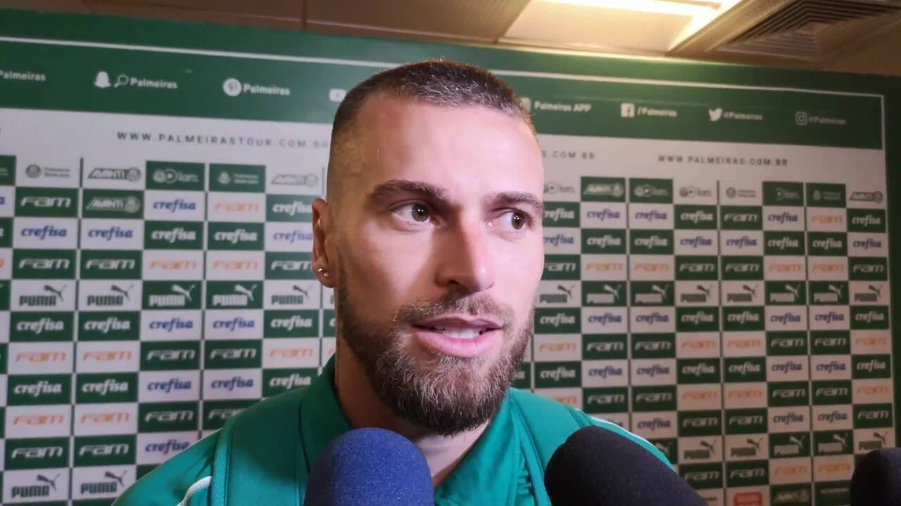 Lucas Lima explica ideia que Mano Menezes tem para ele no Palmeiras