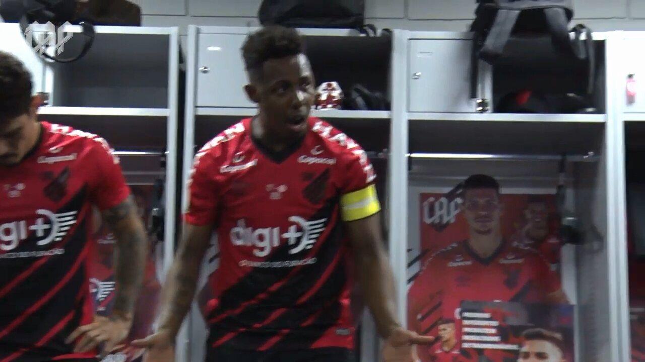 Wellington: capitão raiz do Athletico tem voz firme e ativa no vestiário rubro-negro