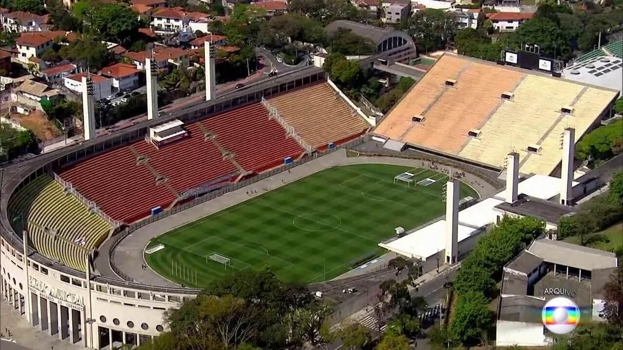 Prefeitura de São Paulo assina concessão do estádio do Pacaembu para a iniciativa privada