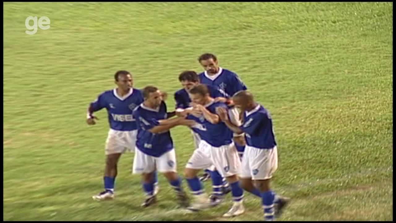 Os gols de Desportiva Capixaba 2 x 2 Vitória-ES, pela Copa Espírito Santo 2004