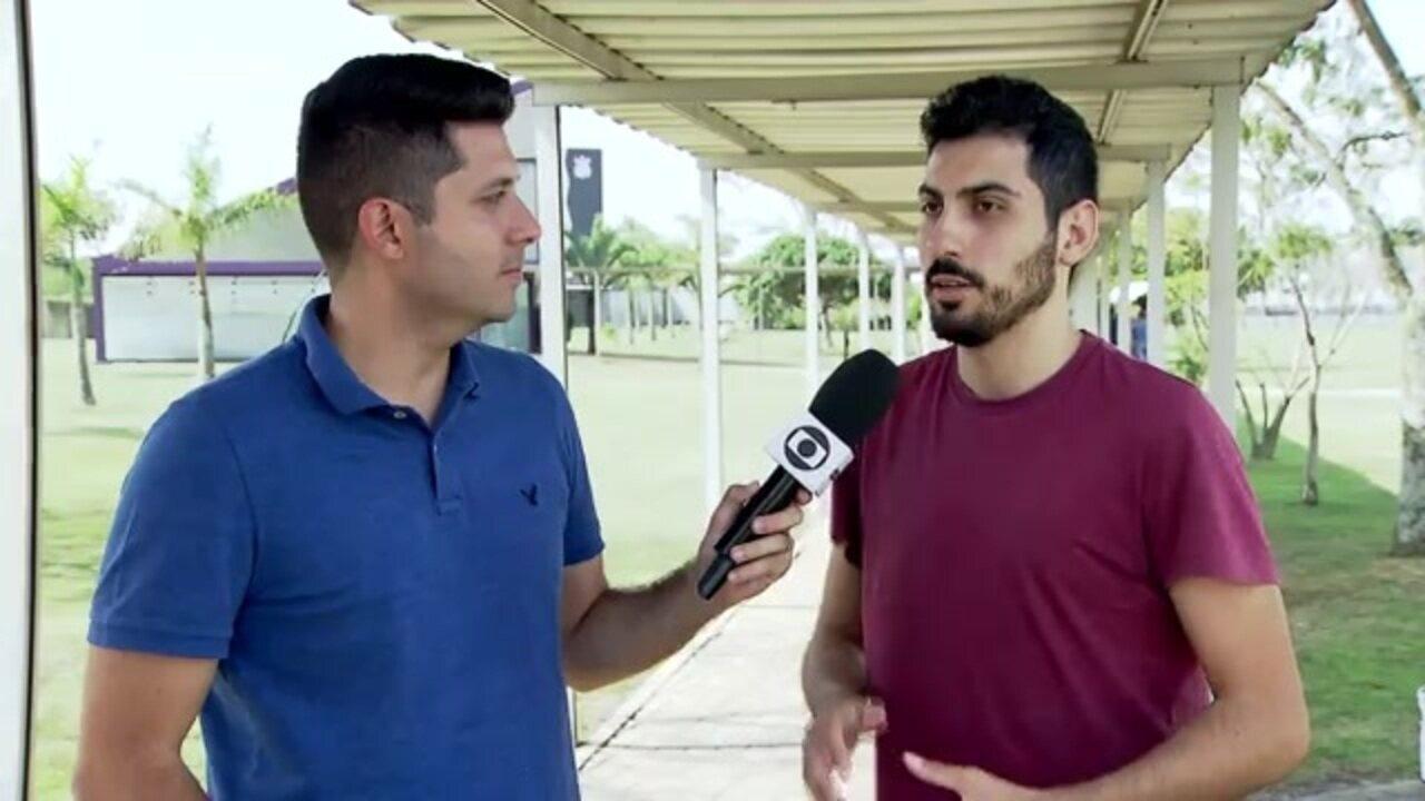 Boletim do Corinthians: repórteres trazem todas as informações sobre a semi da Sul-Americana