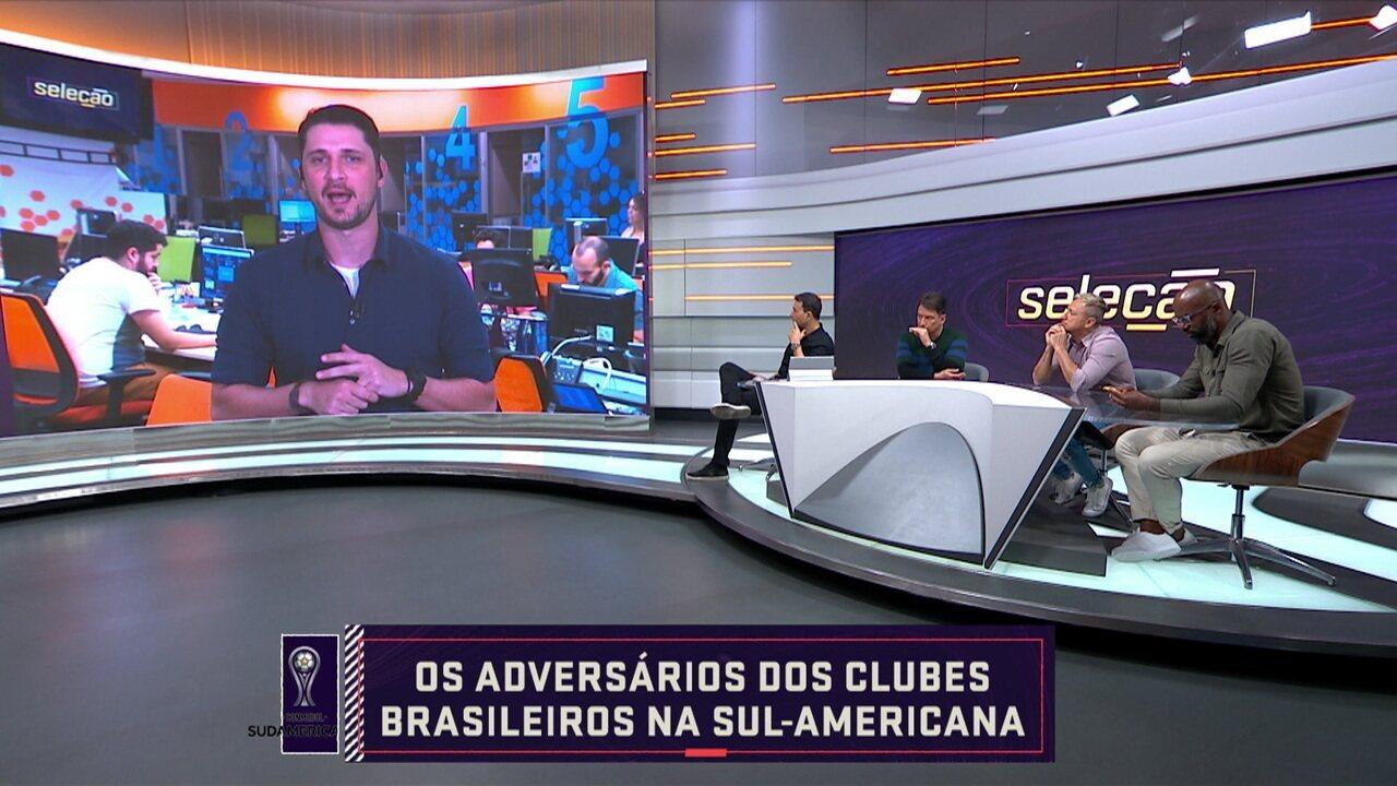 Léo Lepri conta quem é o Del Valle, rival do Corinthians pela Sul-Americana