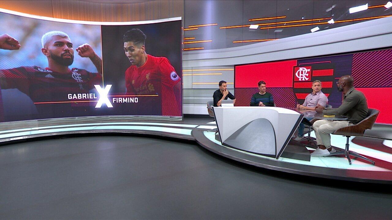 Quem é o melhor? Seleção SporTV compara Gabigol com jogadores da Seleção Brasileira