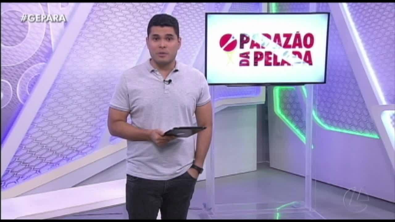 Veja a íntegra do Globo Esporte Pará desta quinta-feira, dia 19