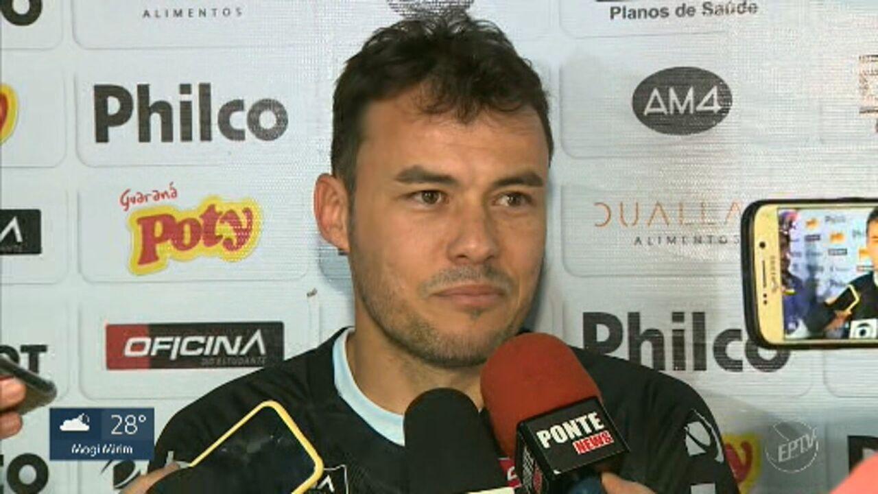 Renato Cajá é apresentado nesta sexta (20) e inicia 5º passagem pela Ponte