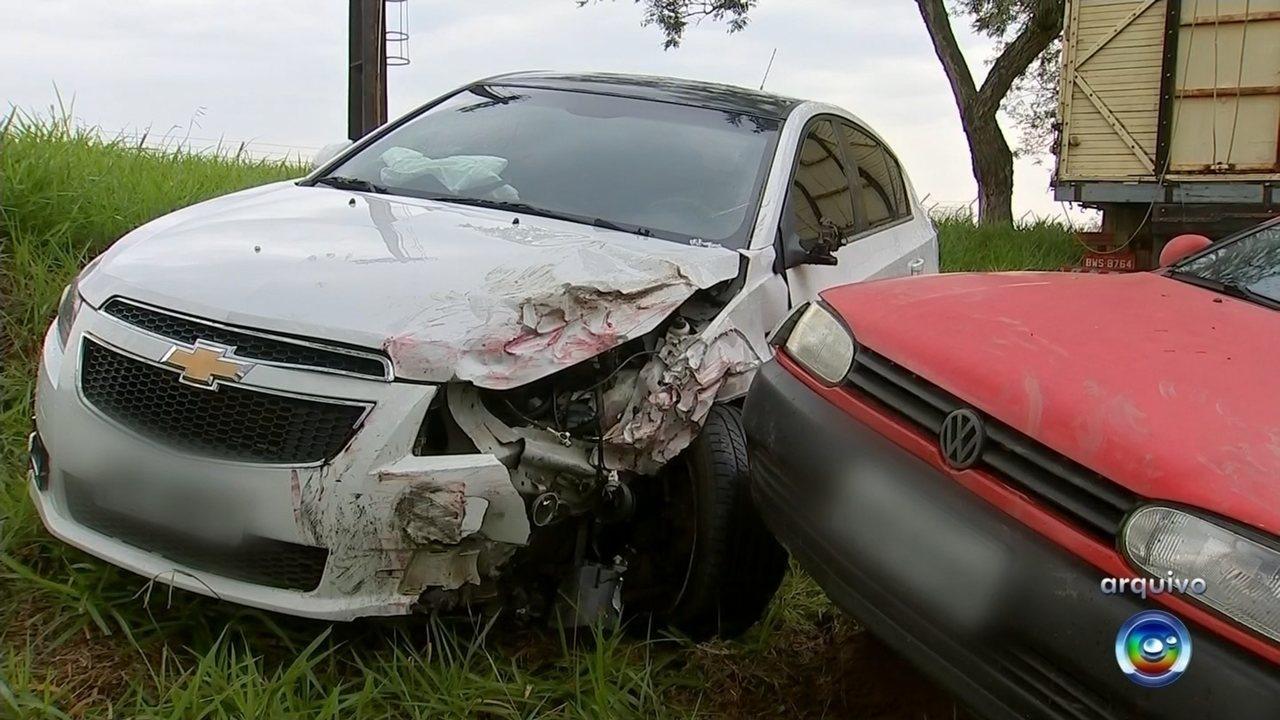 Motorista que fugiu após acidente em Tietê é indiciado por lesão e homicídio culposo