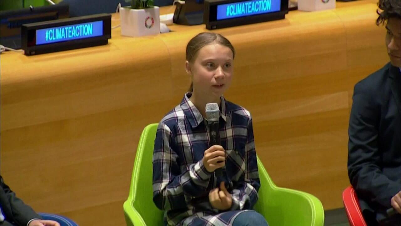 ONU abre as portas para os jovens em Conferência do Clima