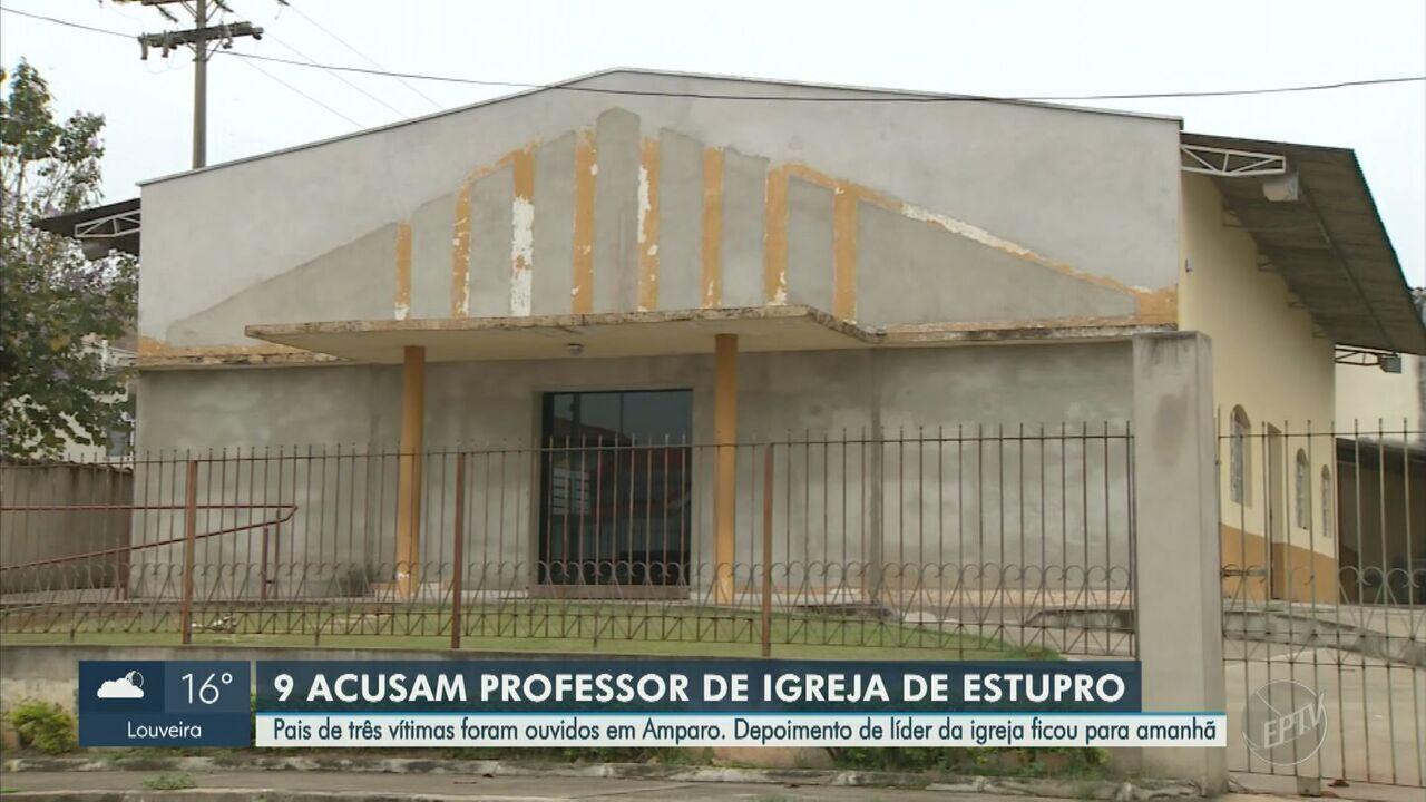 Delegada detalha como suspeito de estupros em igreja de Amparo escolhia vítimas