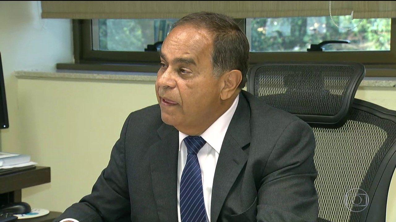 Desembargador Siro Darlan é alvo de ação da PF que apura venda de sentenças