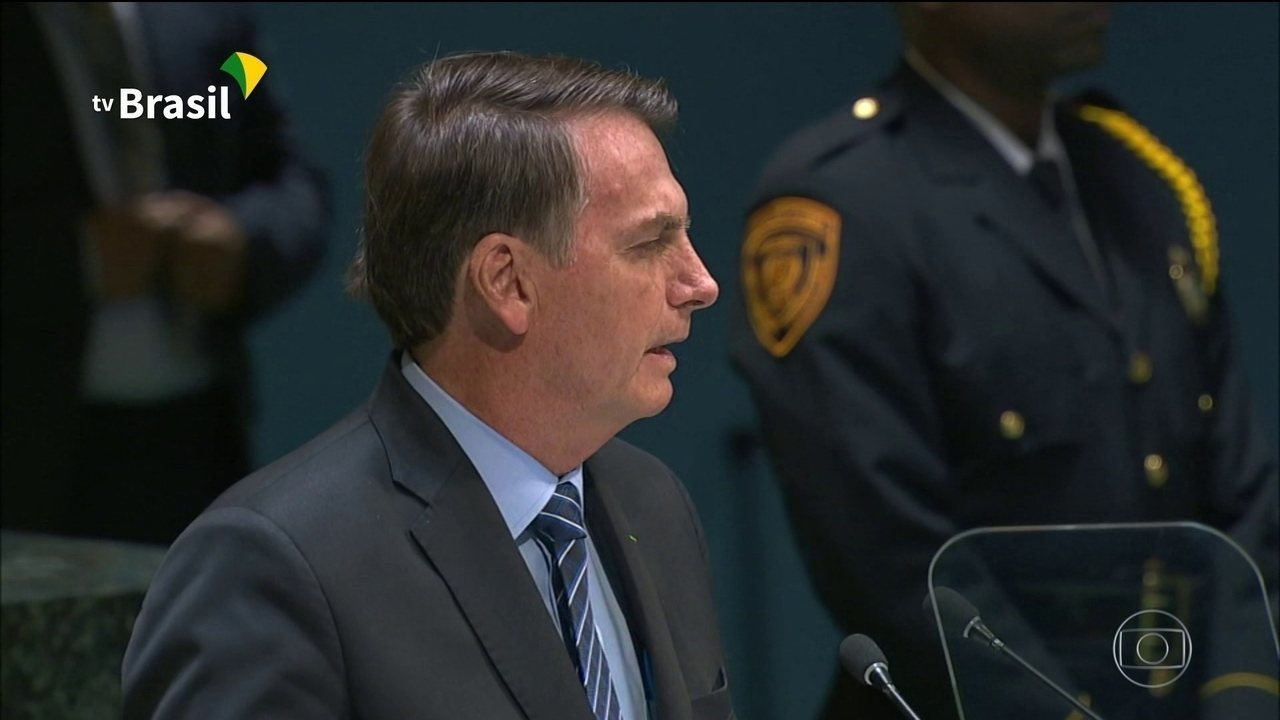 Discurso de Bolsonaro na ONU recebe críticas dentro e fora do Brasil