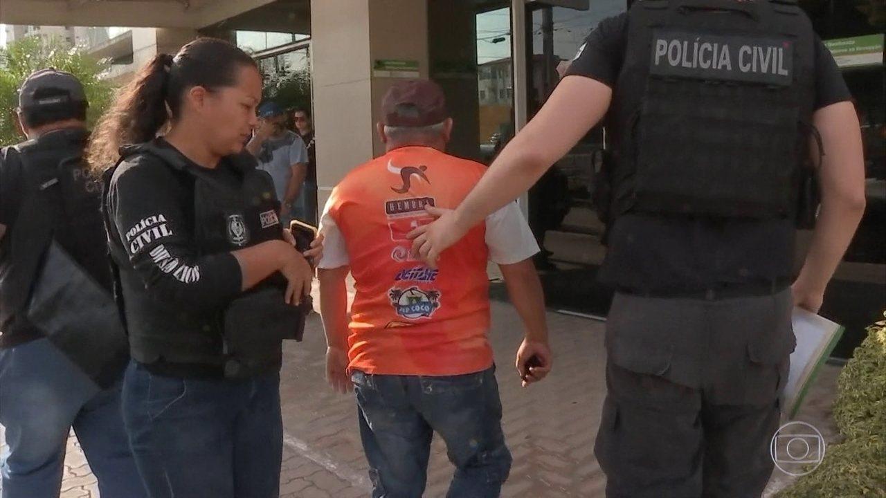 Polícia do Ceará faz operação para prender suspeitos de ataques no estado