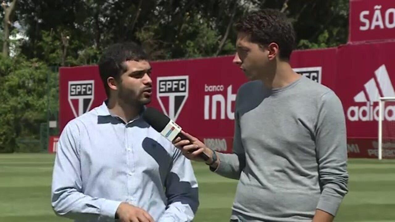 Boletim do São Paulo: bastidores da contratação de Fernando Diniz e escalação para jogo com Flamengo