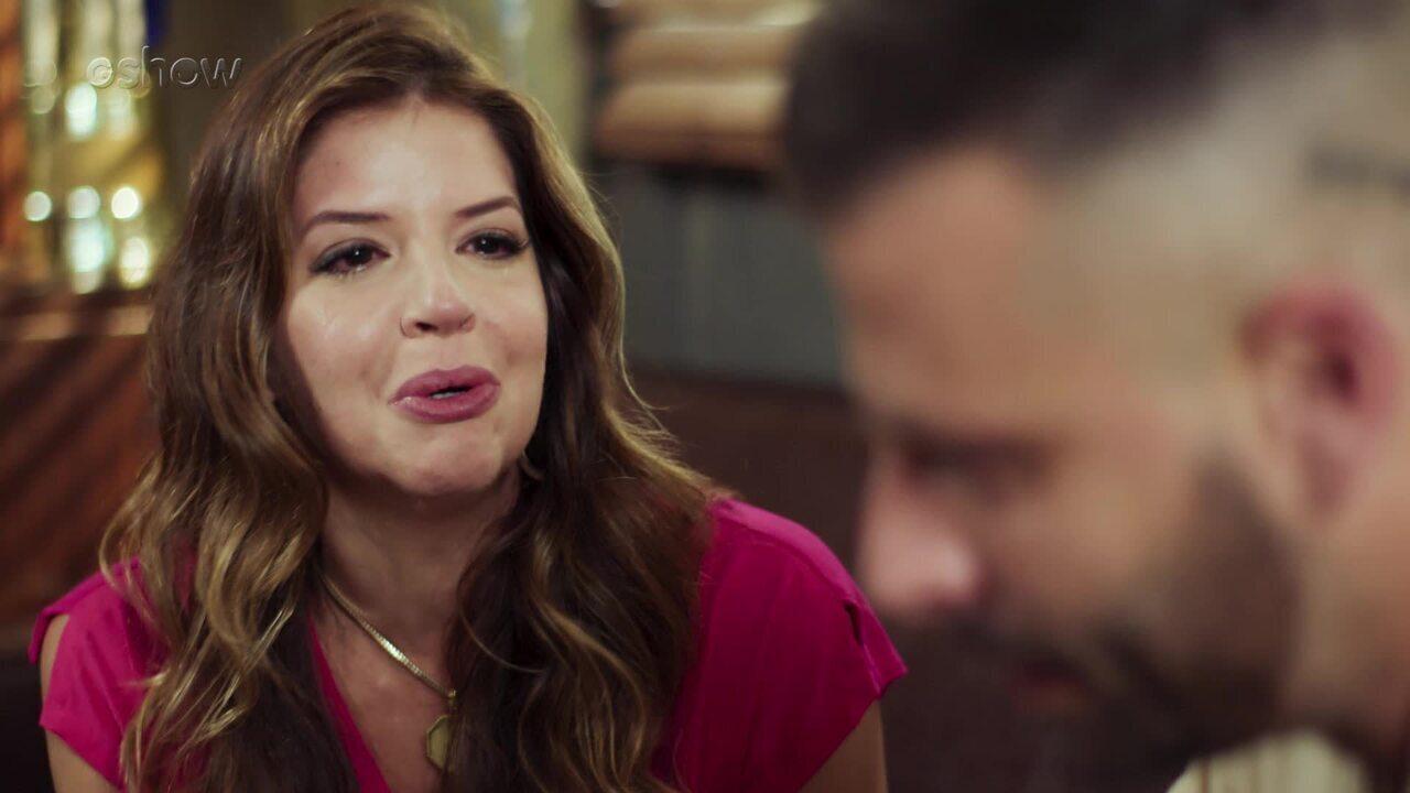 3/10 - Teaser 'Malhação - Toda Forma de Amar': Carla termina o noivado com Madureira