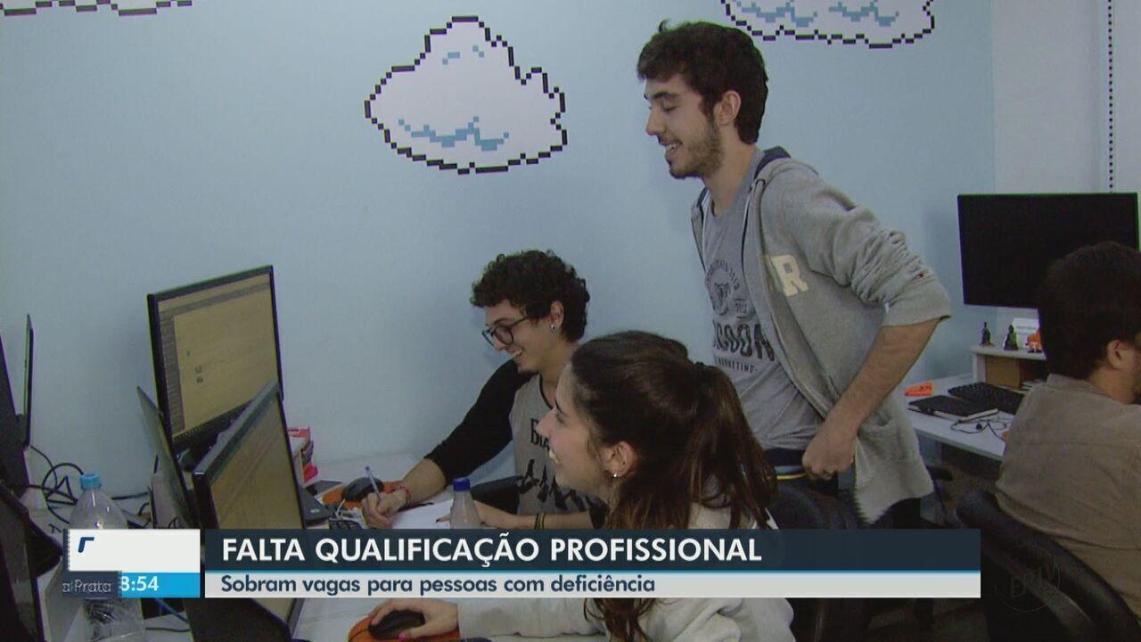 Resultado de imagem para Apenas 30% das pessoas com deficiência com direito à cota estão empregadas em São Carlos