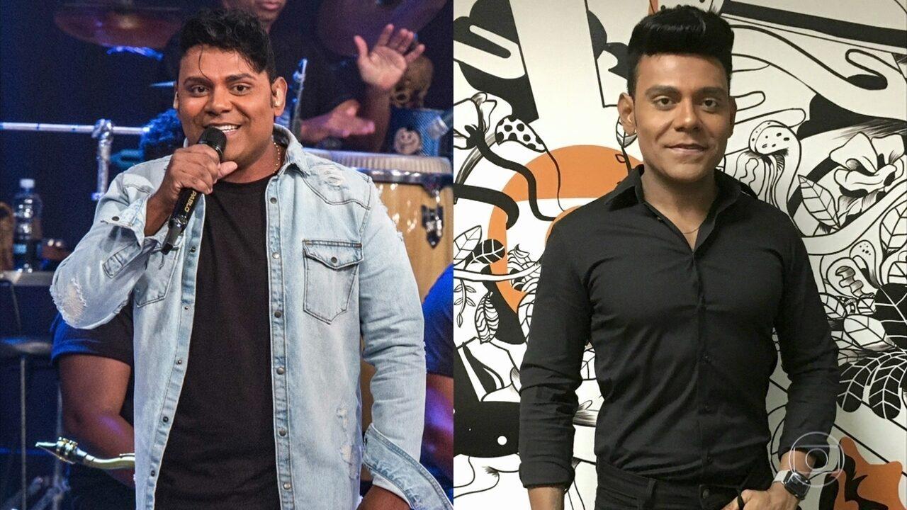 Gshow no 'Se Joga': atrizes dançam nos bastidores e cantor Pablo perde perde 26 kg