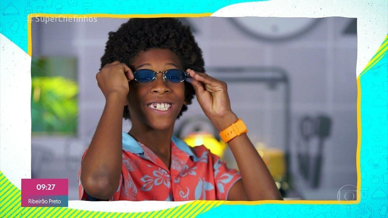 Super Chefinhos 2019': Ícaro Zulu