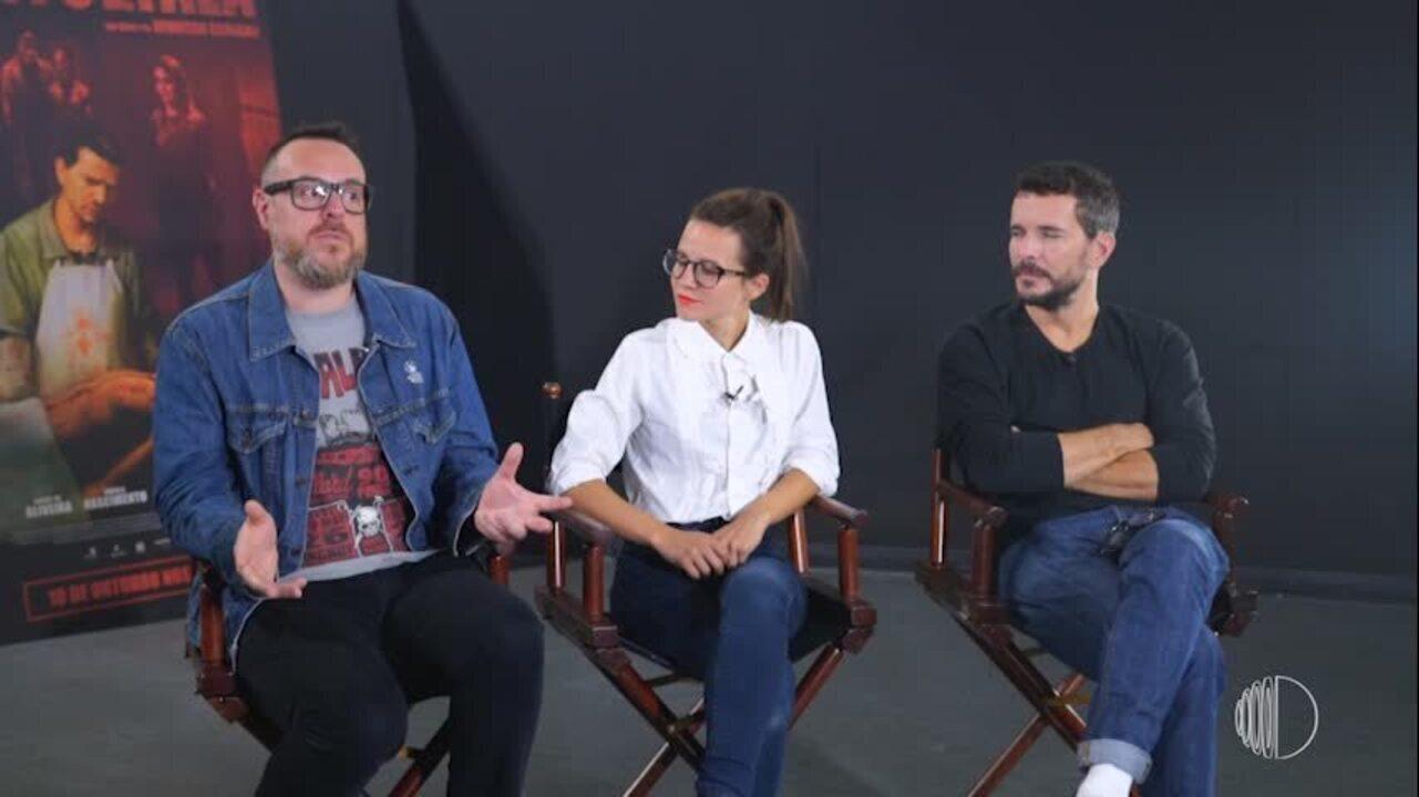 Bate papo com elenco do filme 'Morto não Fala'