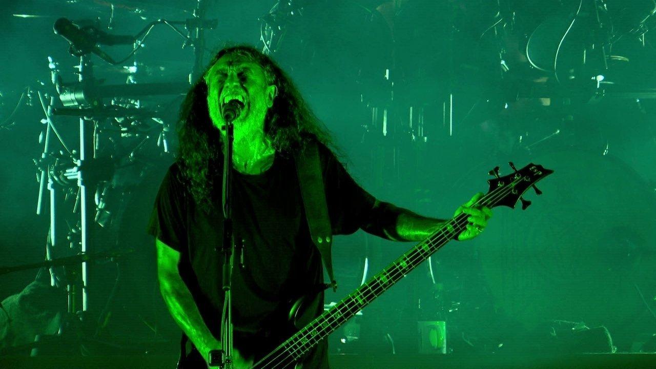 """Slayer encerra sua participação no Rock in Rio com """"Angel of Death"""""""