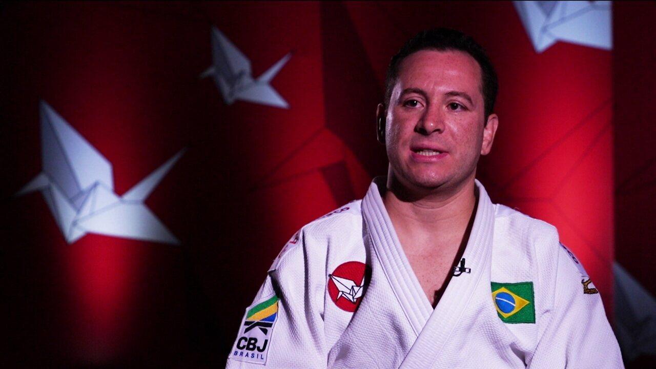 Ippon 2019: Tiago Camilo e Flávio Canto revivem a rivalidade que marcou o judô brasileiro