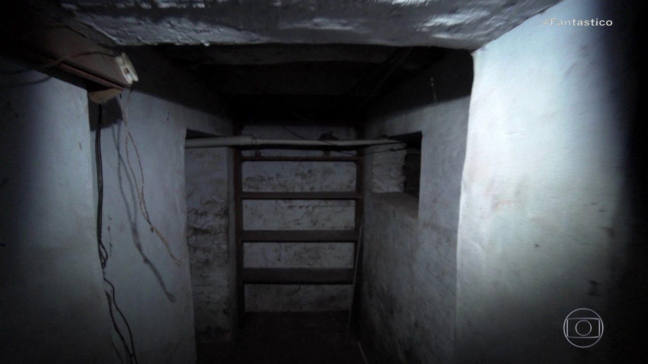 Túneis secretos em cidade do RS teriam sido usados por nazistas fugitivos