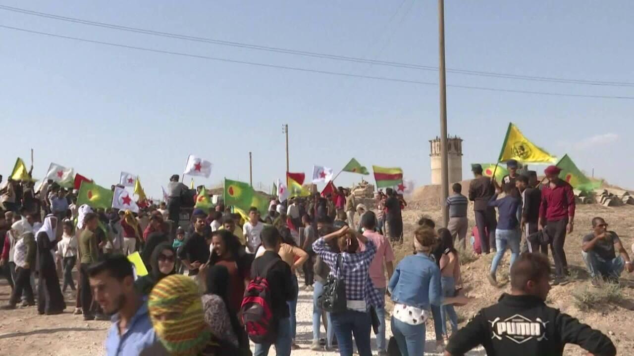 Turquia anuncia que vai invadir região na Síria controlada pelos curdos