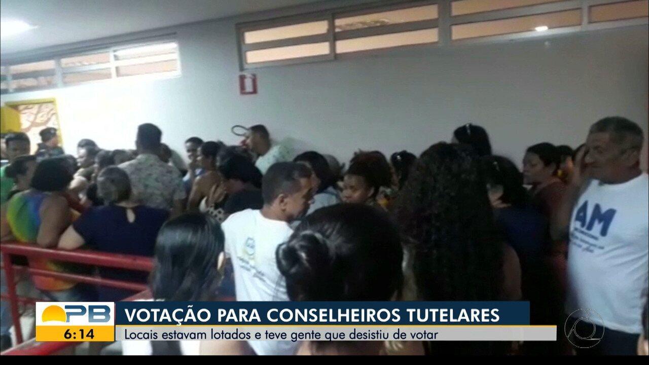 Conselho Tutelar: resultado da eleição em João Pessoa em 2019