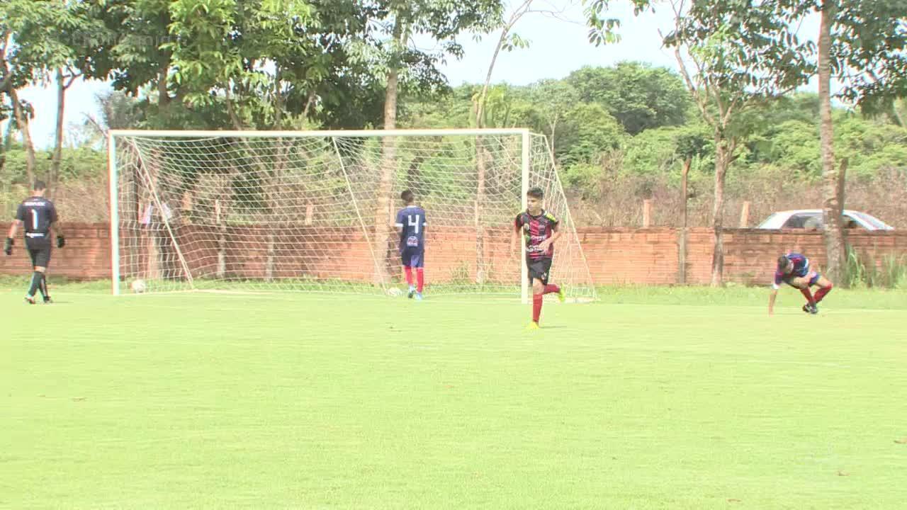 Campeonato Estadual Infantil Sub-13 está acontecendo em Rondônia