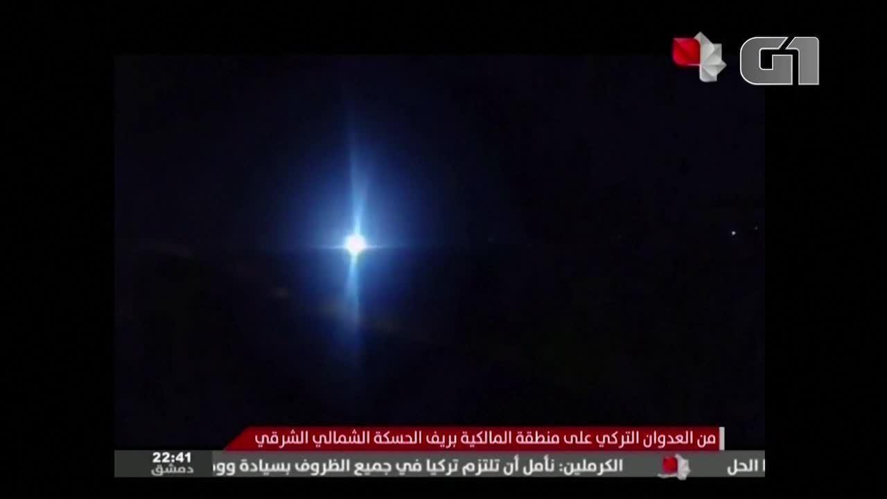 Turquia lança ofensiva contra curdos na Síria, diz TV