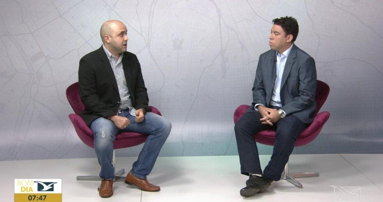Diretor de Competições da CBF foi entrevistado no Bom Dia Mirante