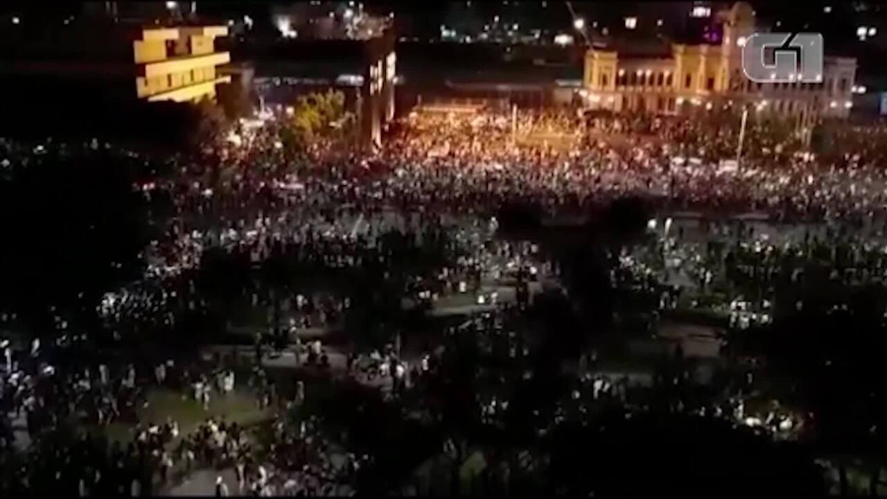 Pós-show de Marília Mendonça em Belo Horizonte tem arrastão e briga generalizada