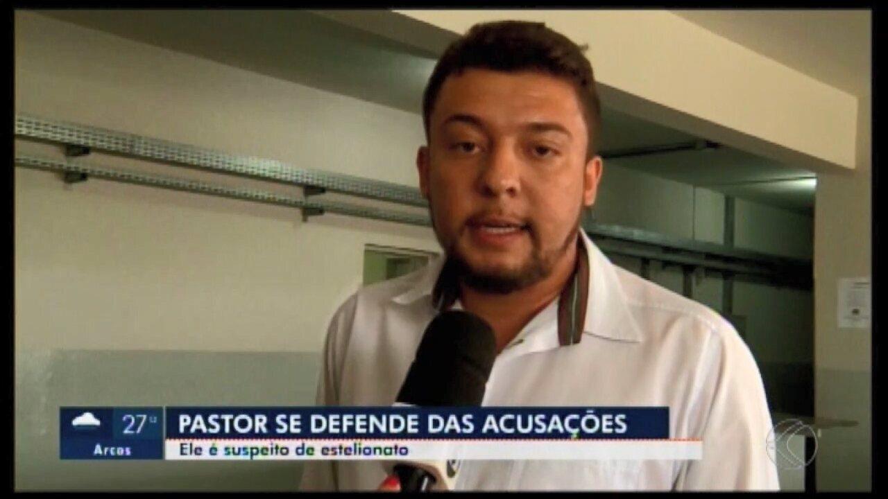 Pastor é preso em Divinópolis suspeito de vários crimes