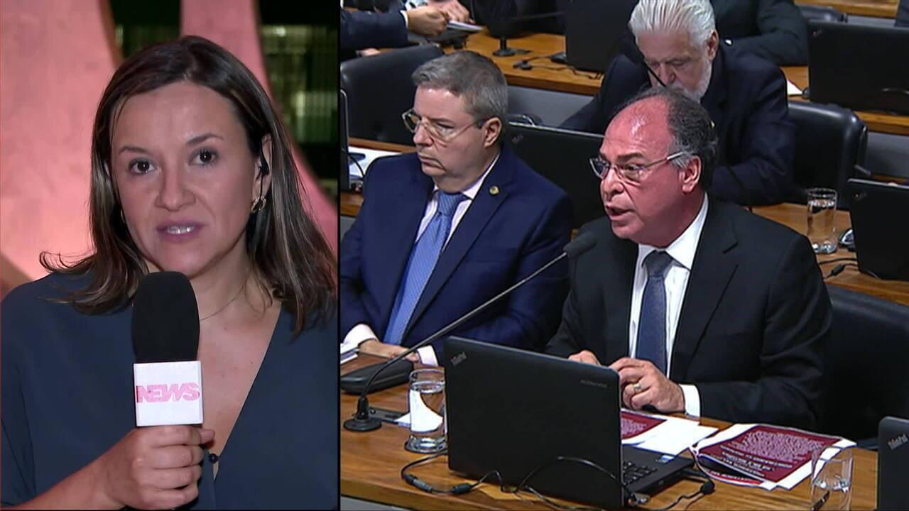 Barroso: 'Impressionante a quantidade de indício' contra senador Fernando Bezerra Coelho