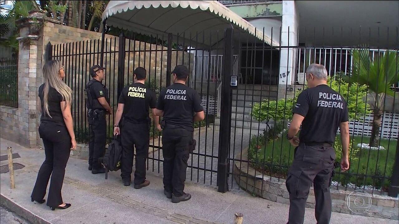Polícia Federal faz operação contra fraudes em benefícios do INSS